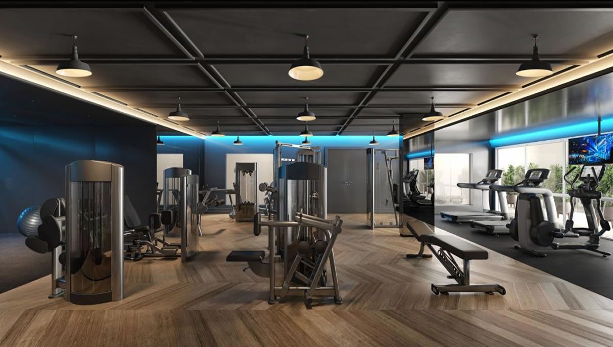 AURORA EXCLUSIVE HOME - FITNESS CENTER