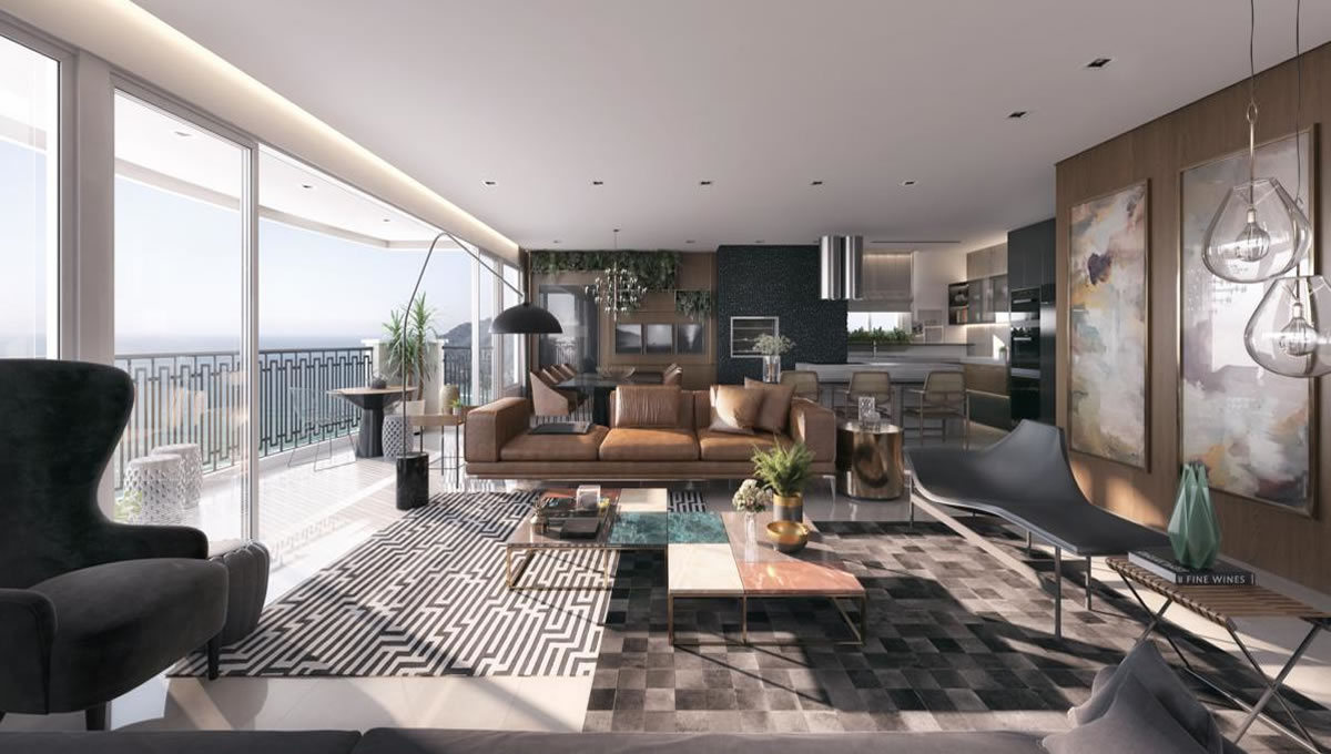 AURORA EXCLUSIVE HOME - LIVING GERAL