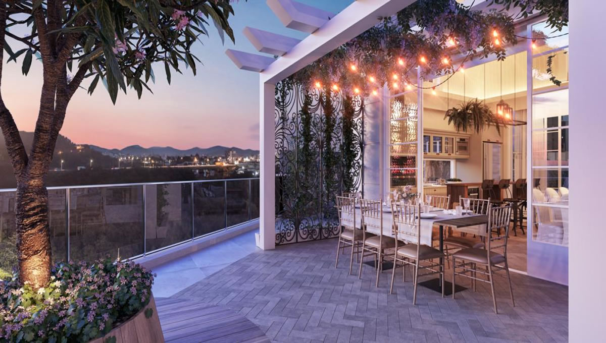 AURORA EXCLUSIVE HOME - SUNSET GRILL